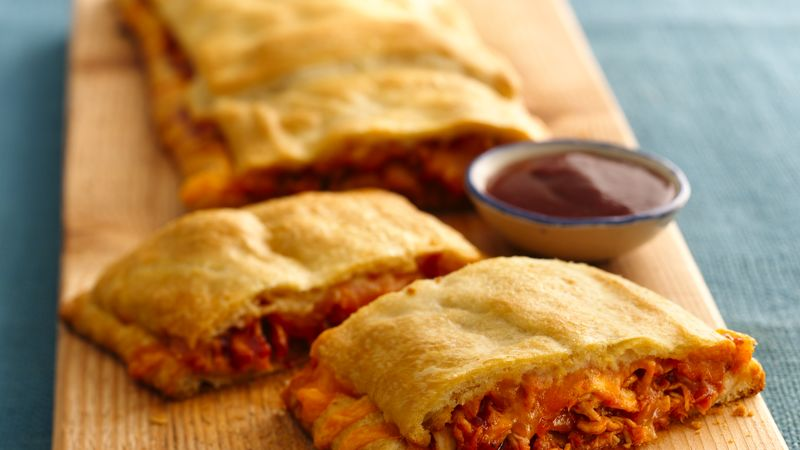 Big & Easy BBQ Chicken Pockets