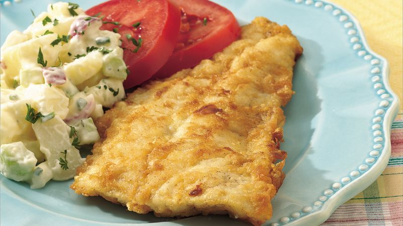 pan fried fish recipe