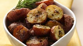 Roasted Balsamic New Potatoes