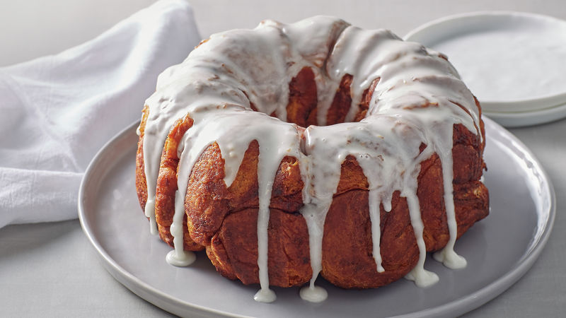 Cream Cheese Cinnamon Roll Monkey Bread Recipe Pillsbury Com