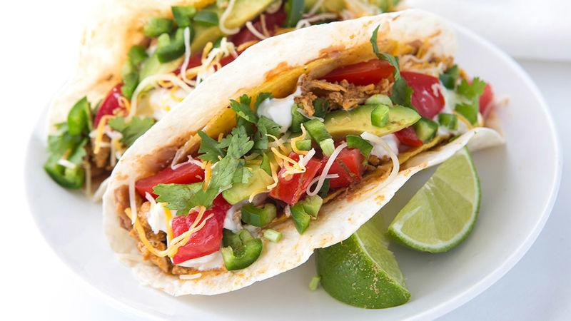 Copycat Taco Bell™ Double Decker® Tacos