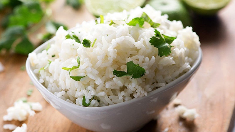 Copycat Chipotle™ Cilantro-Lime Rice