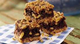 Oatmeal Brownies