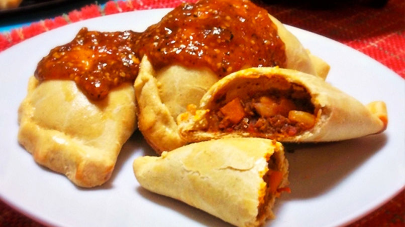 How to Make Picadillo Empanadas