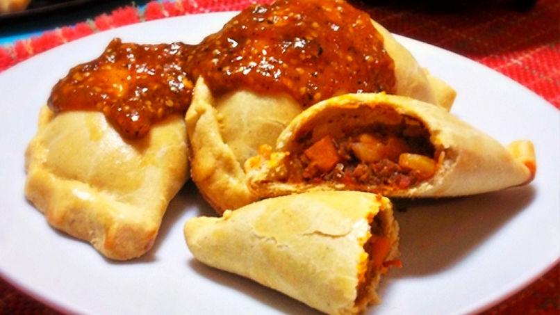 Cómo Hacer Empanadas de Picadillo