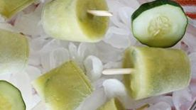 Cucumber-Chili Mexican Paletas