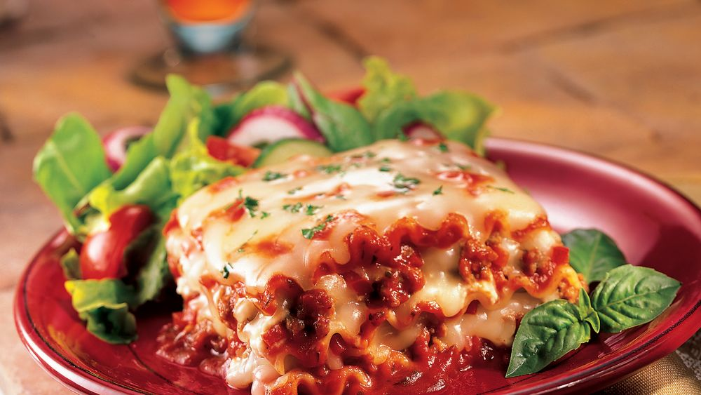 Lasagna traditional and tasty Italian dish - Immobiliare Caserio ...