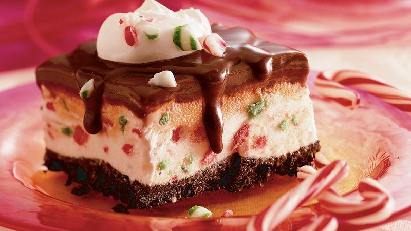 Easy Peppermint Dessert