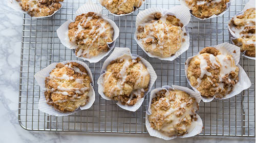 Muffin-Tin Coffee Cakes