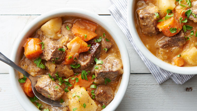 Instant Pot™ Basic Beef Stew