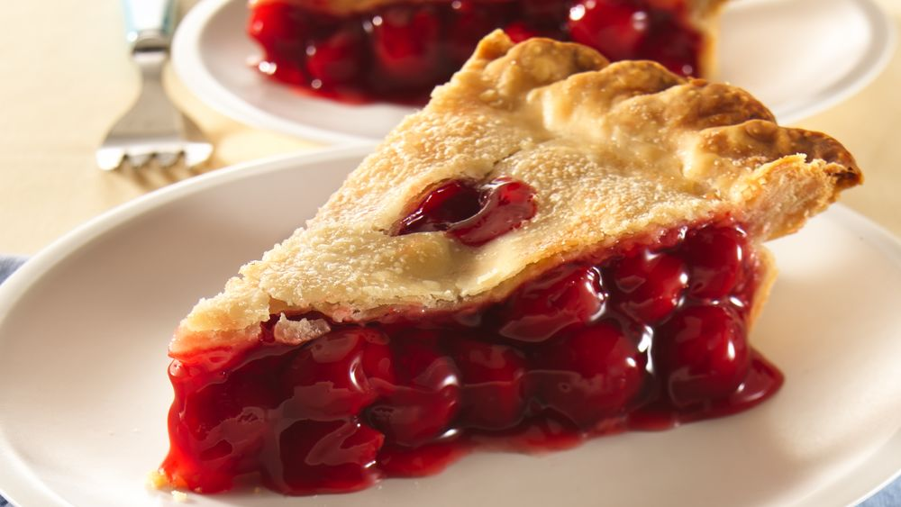 Easy Cherry Pie Recipe From