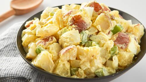 Easy Potato Salad Recipe With Vinegar