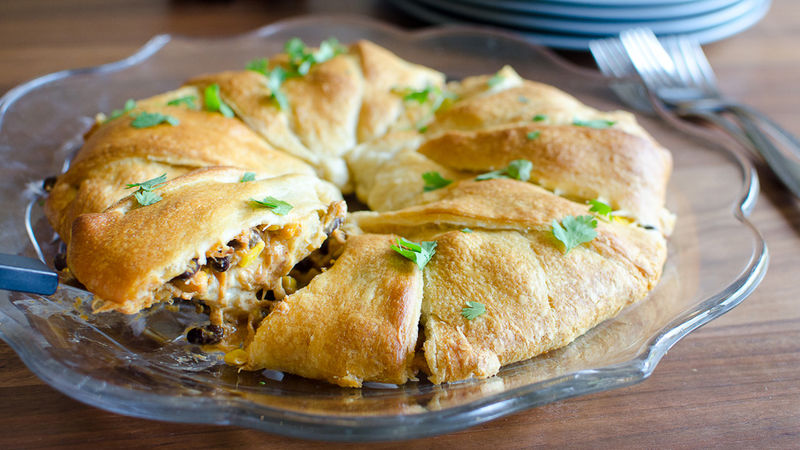 Enchilada Crescent Ring
