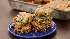 Loaded Cake-Mix Bars