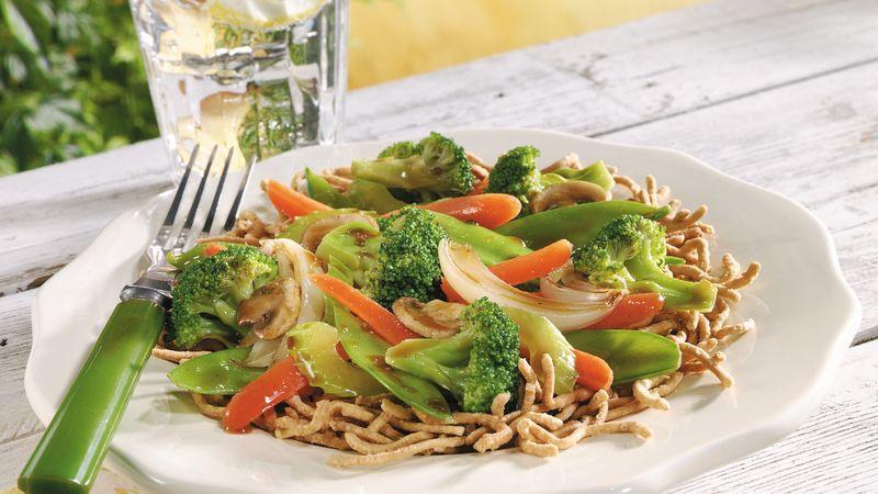Chow Mein Stir-fry
