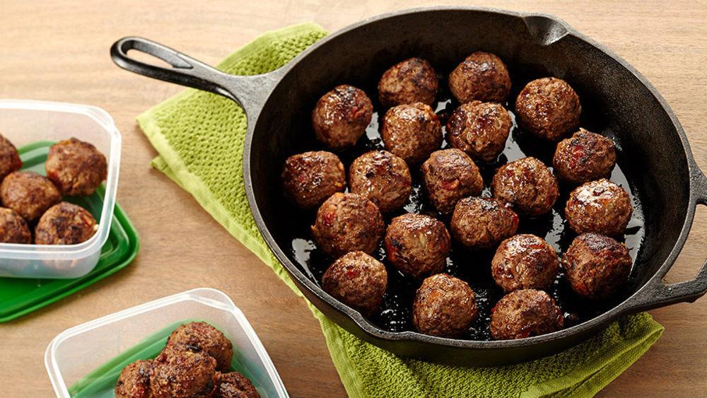 5-Ingredient Meatballs