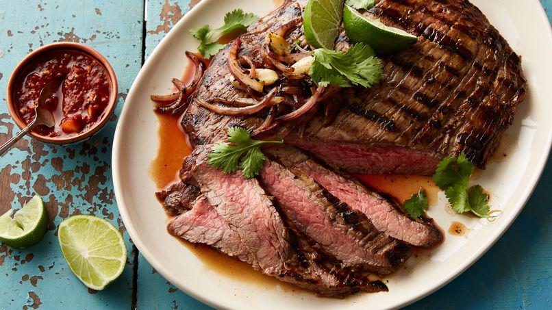 Receta de carne asada f cil de preparar Plato rapido y facil de preparar
