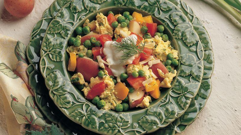 Chunky Veggie Breakfast Hash
