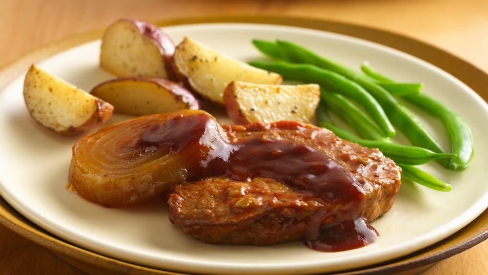 Venison pork chop recipes slow cooker
