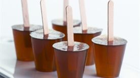 Root Beer Barrel Jello Shots