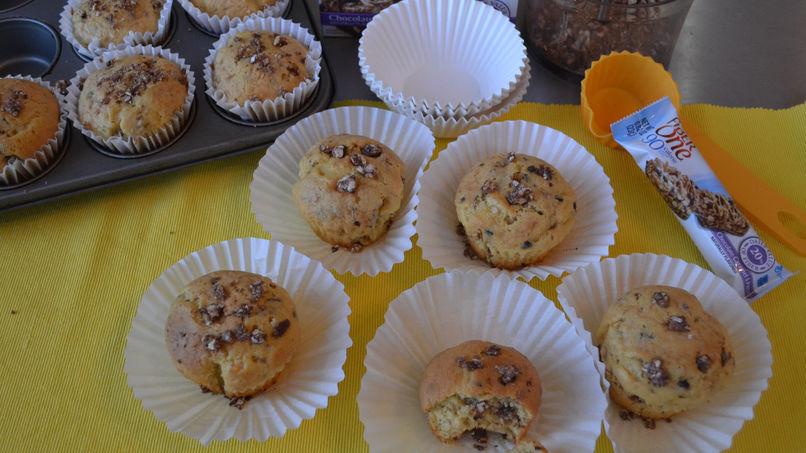 Cupcakes de Chocolate, Caramelo & Pretzels