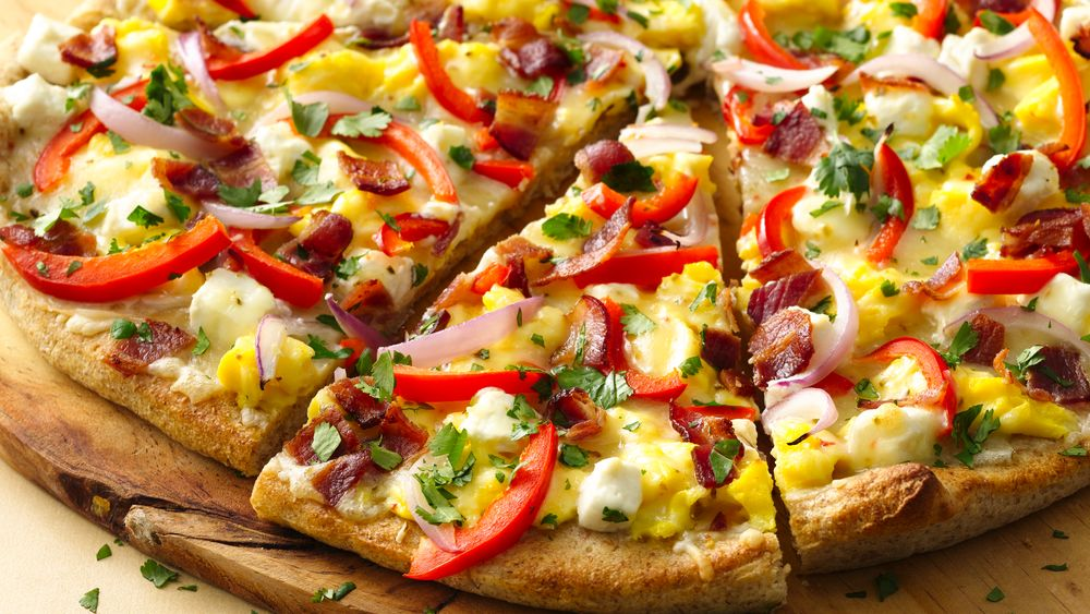 Breakfast Pizza recipe from Pillsbury.com