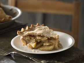 Scrumptious Apple Pie