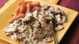 Stroganoff Round Steak Strips