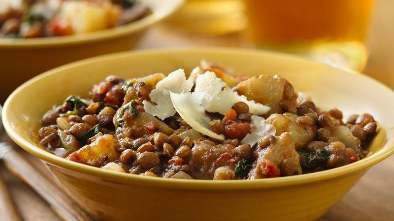 Tuscan Lentil Stew