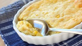 Corn Pudding the Easy Way