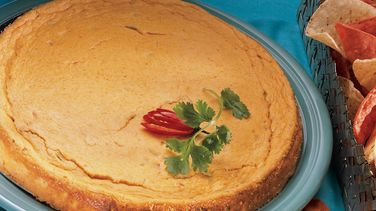 Green Chile Cheesecake Spread