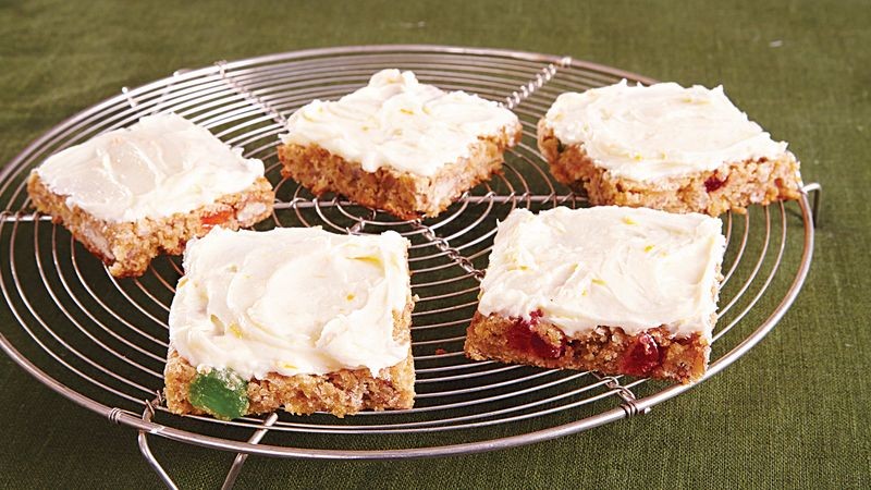 Gumdrop Cookie Bars