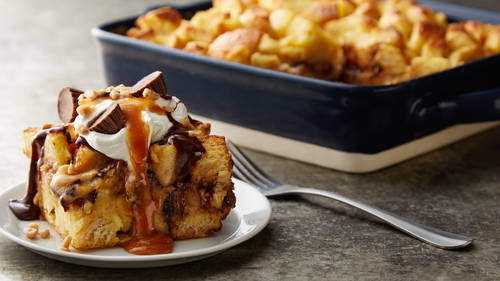 Better-Than-Sex French Toast Bake