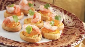 Shrimp Crescent Bites
