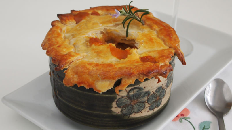 Pot Pie de Carne