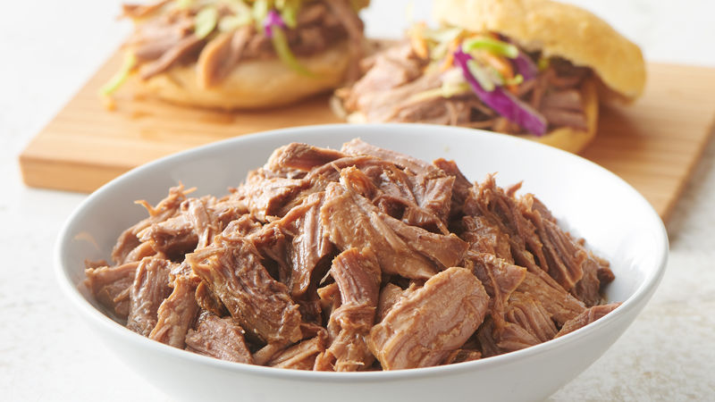 5-Ingredient Instant Pot® Pulled Pork