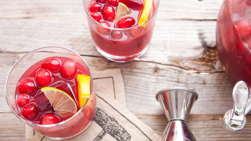 Cranberry moonshine punch recipe tablespoon cranberry moonshine punch forumfinder Choice Image