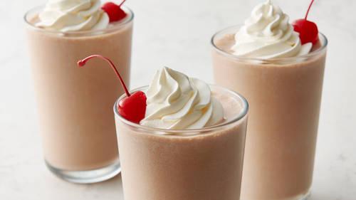 Chocolate Milkshakes image