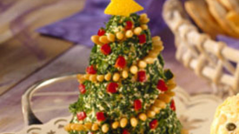 Appetizer Cheese Trees