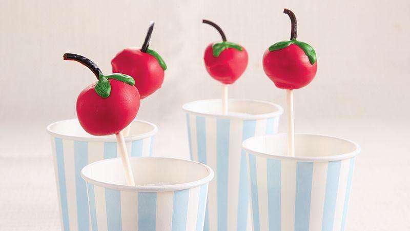 Cheery Cherry Pops