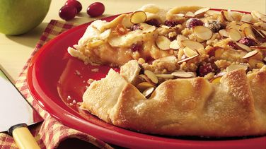 Country Apple-Pear Tart