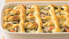 Family-Size Chicken Pot Pie