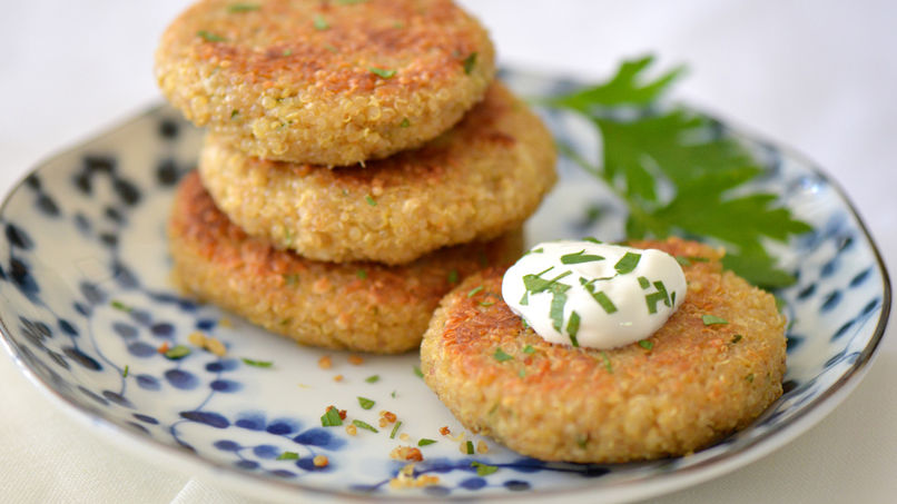 Quinoa Patties