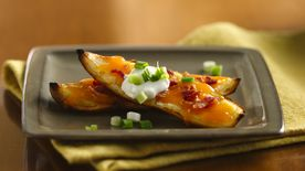 Cheesy Potato Skins