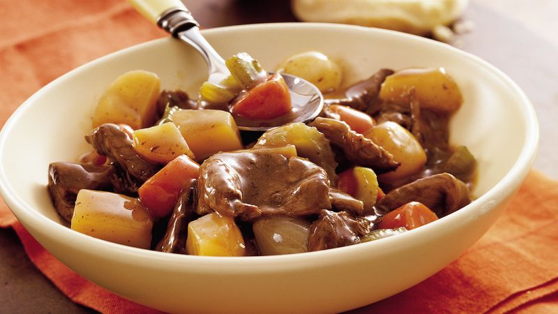 Meat and Potato Skillet