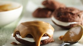 Inside-Out Peanut Butter Cookies