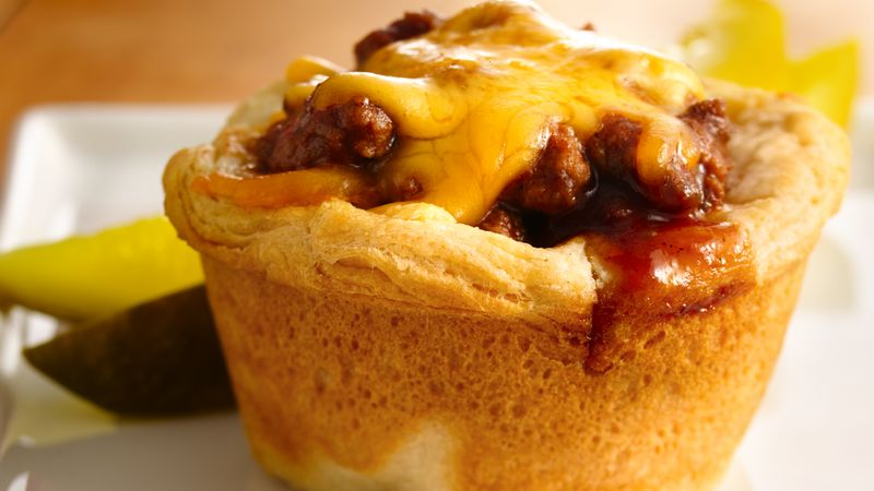 Grands!™ Cheesy BBQ Cups