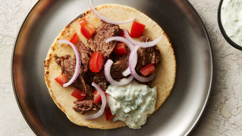 Instant Pot™ Beef Gyros