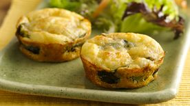 Impossibly Easy Brussels Sprouts Mini Pies