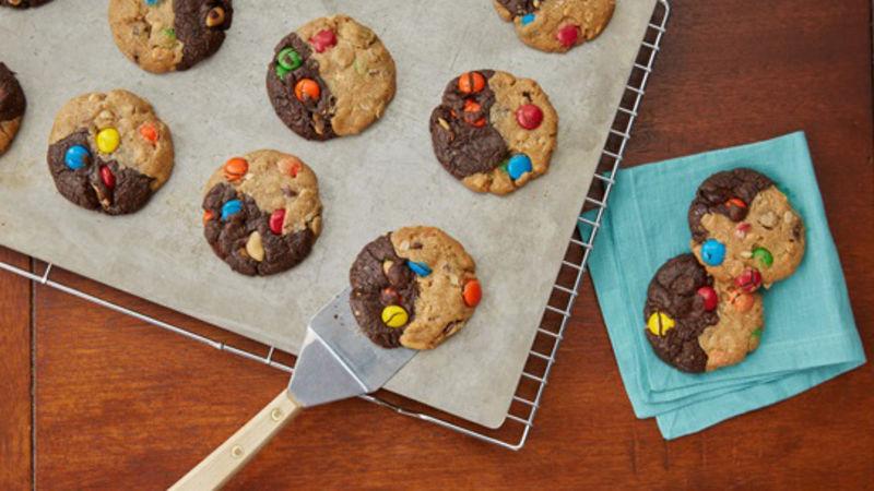 Gluten-Free Monster Mash-Up Cookies